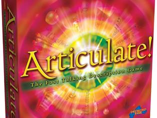 Articulate!  Drumond Park Articulate Family Board Fast Talking Description Game, Single, Multi