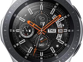 Samsung Galaxy Watch Bluetooth 46 mm - Silver