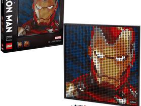 Lego Marvel Studios Iron Man - 31199