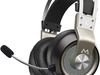 Mpow EG3 Pro Gaming Headset with Stereo Surround Sound Gaming Headset with N/C Microphone