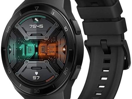 HUAWEI WATCH GT 2e Smartwatch, 1.39 Inch AMOLED HD Touchscreen, 2-Week Battery Life, GPS and GLONASS