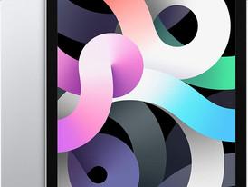 New Apple iPad Air (10.9-inch, Wi-Fi + Cellular, 64GB) - Silver (Latest Model, 4th Generation)