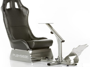 Playseat Evolution Racing Seat (PS5, PS4, PS3, Xbox One, PC/DVD)