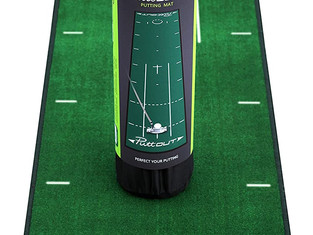 PuttOUT Pro Golf Putting Mat
