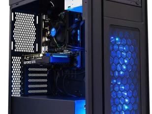 ADMI Gaming PC: Intel i5 9400F 4.1hz SIX Core, GTX 1650 4GB, 16GB DDR4, 1TB HDD, Falcon Case, DVDRW