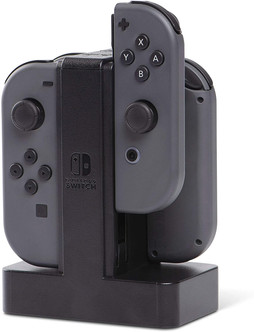 PowerA Charging Station for Nintendo Switch Joy Con Controllers - Nintendo Licensed