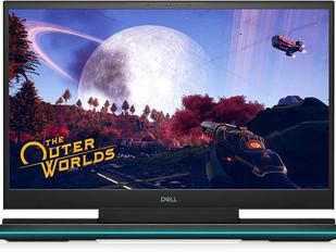 Dell G7 17.3 inch FHD 144Hz 300 nits IPS Anti-Glare LED Backlit Narrow Border Display Gaming laptop