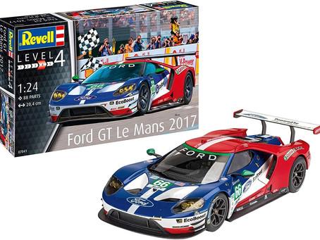 Revell Ford GT Le Mans 2017 Model Kit