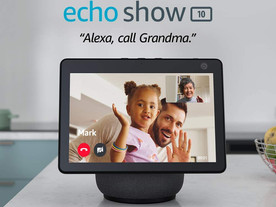 All-new Echo Show 10 (3rd generation) | HD smart display with motion and Alexa