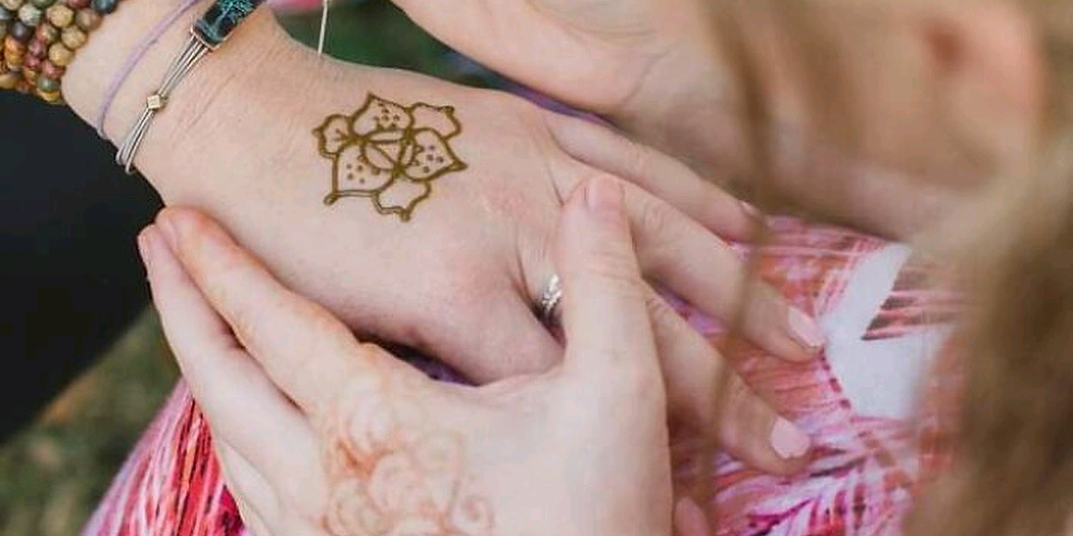 Spiritually Guided Henna