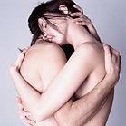 couple nude standing hug large 396522_41
