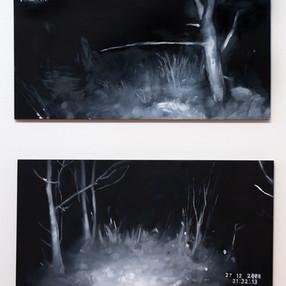 Tragedy Landscape I & II