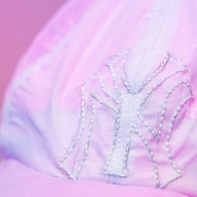 Instructional Clothing for Copycat Criminality: Cap (Detail)