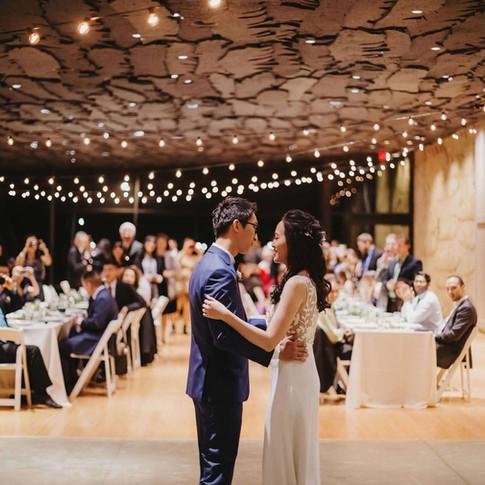 Wedding Cafe Lights