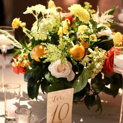 Floral Pinspot