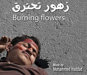 burning flowers music by Mohammed Haddad