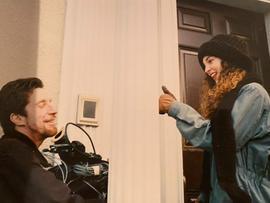 Director of Photography Dan Stoloff and Alicia Minshew