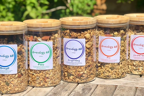 Granola Jars (Collection only)