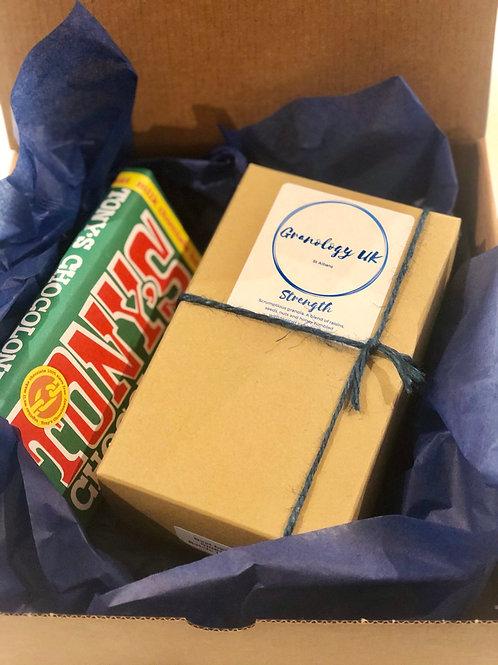 Granola & Choc gift box