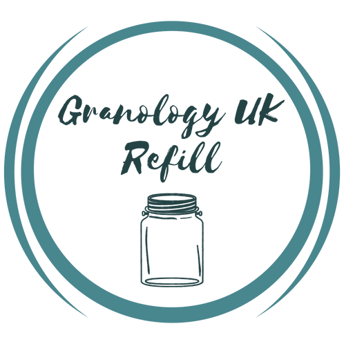 Refill for granola jars (collection only)