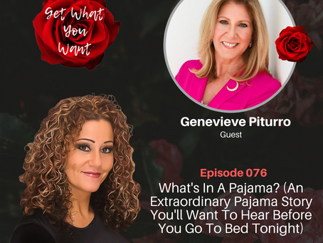 What's In A Pajama? (An Extraordinary Pajama Story You'll Want To Hear Before You Go To Bed Tonight)