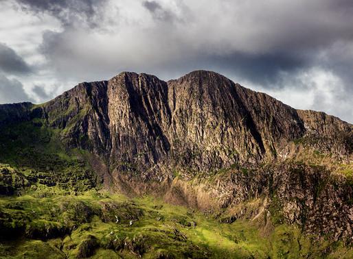 Mt Snowdon vs a few lads
