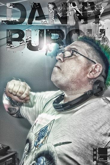 Danny Burch Fist Pump
