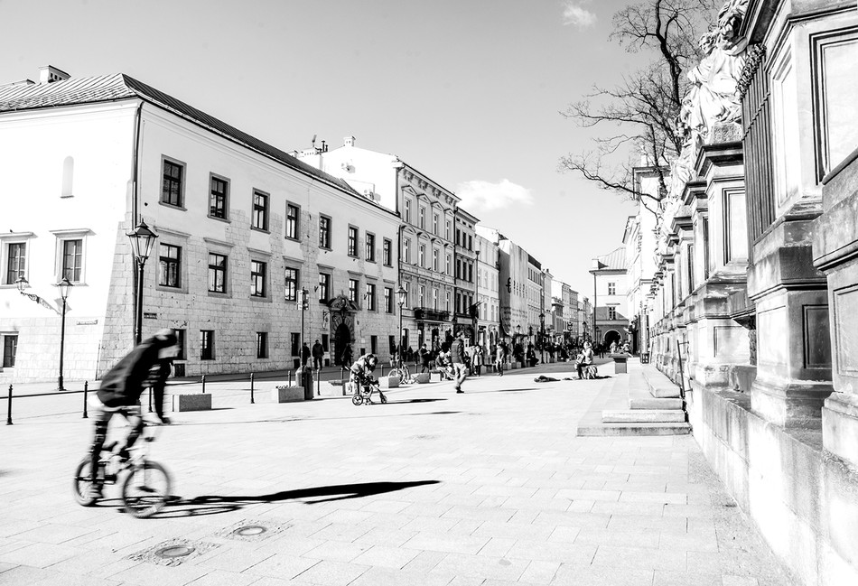 Brilliance in Krakow