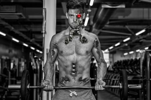 Liam Smith Terminator