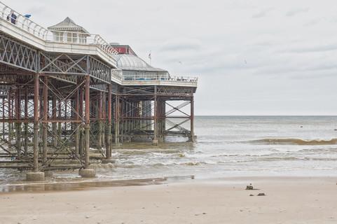 Cromer Pier Side