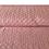 Thumbnail: Bio Musselin Lochstickerei rosa