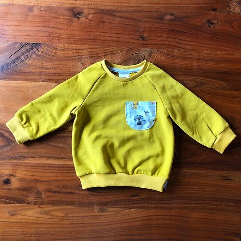 Raglan Pullover Afrika