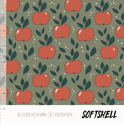 Softshell Äpfel Elvelyckan Design