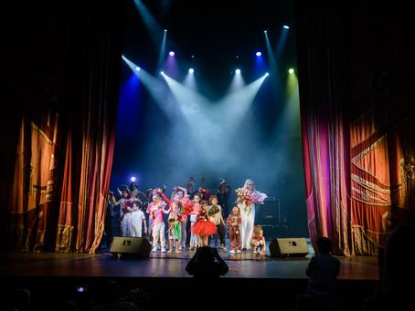 Фотоотчет с юбилейного концерта Вокалетте. Набирайте хэштег #5летвокалетте чтобы узнать больше!