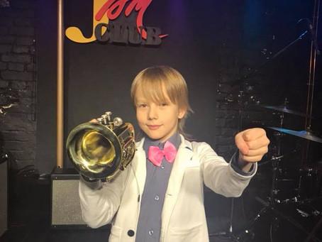 """Усадьба джаз Kids """"Песни парижских улочек"""" 12.11.17 г. выступление Касьяна будет незабывае"""