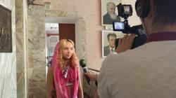Интервью нашей ученицы