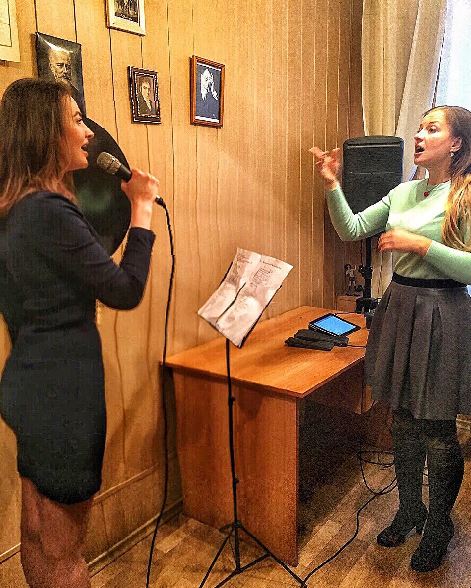 вокальная студия