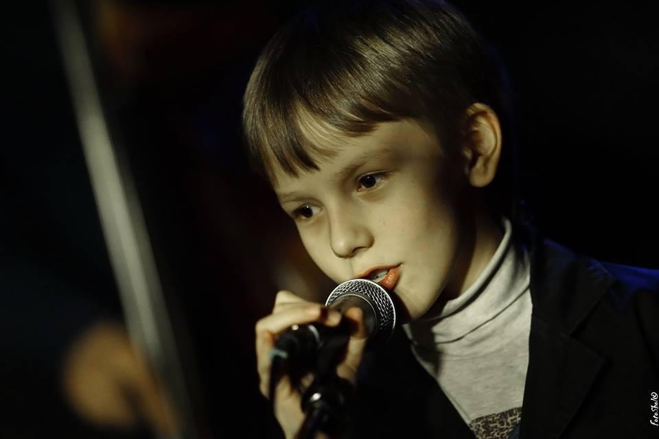 Начинающий вокалист