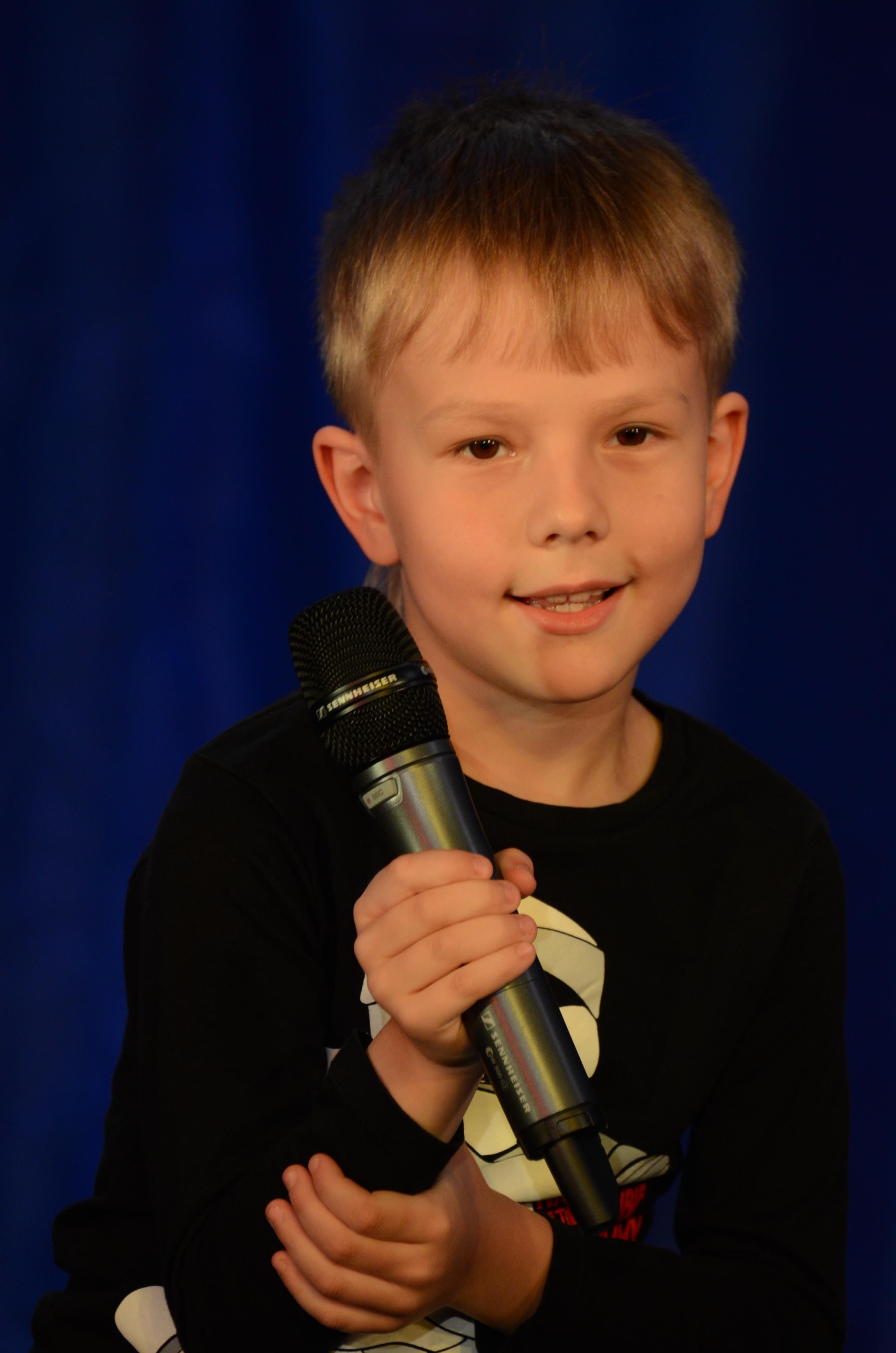 занятия вокалом для детей