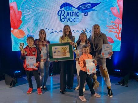 Главное событие лета Baltic voice 2019!