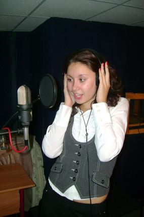 Студия для записи вокала