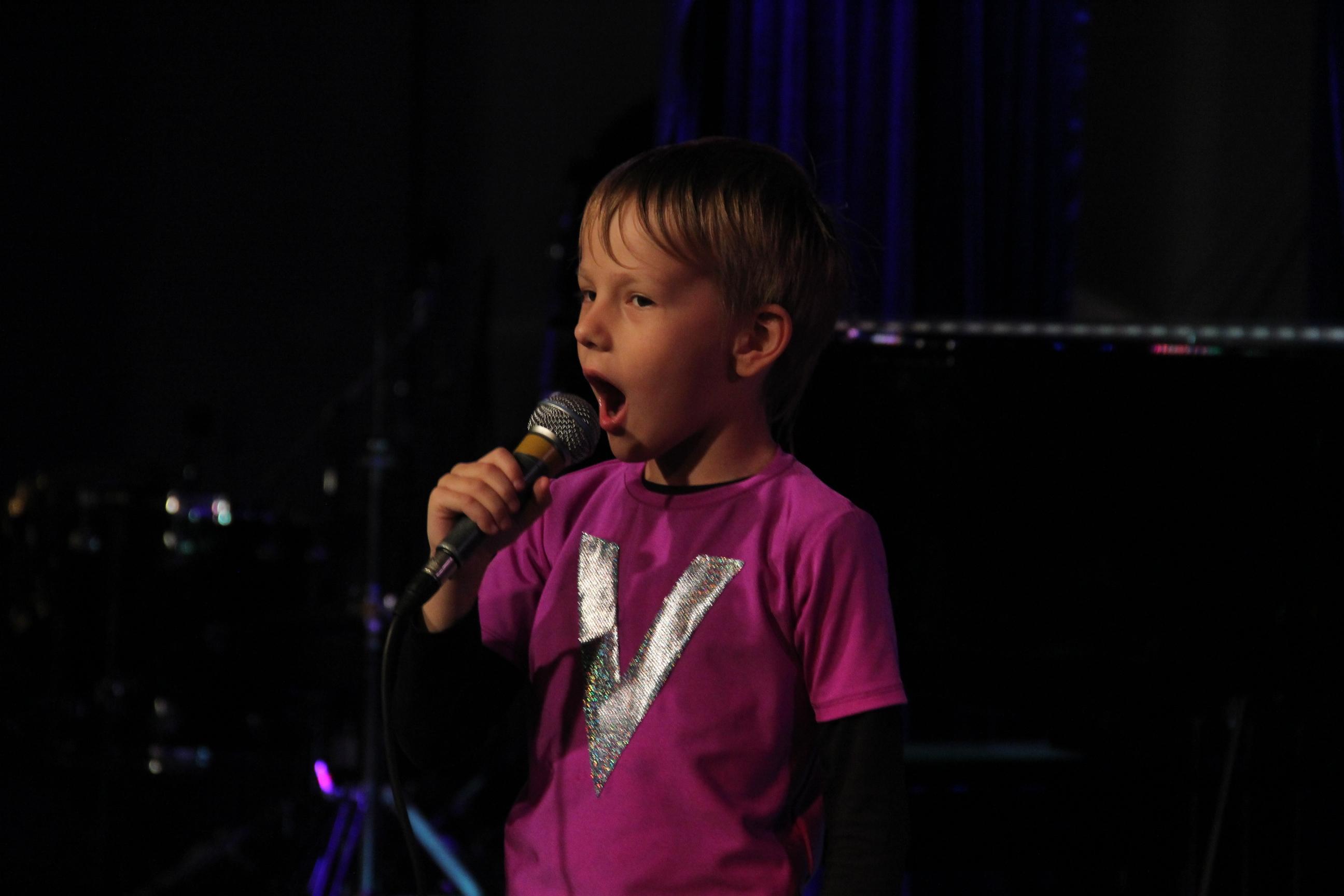 детская вокальная студия