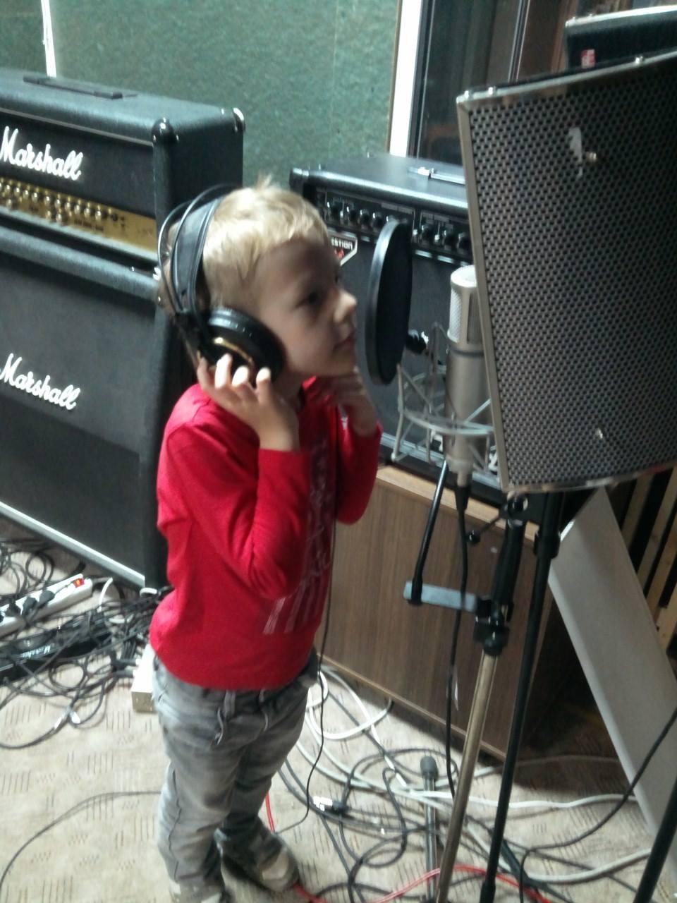 microfon i Kasian