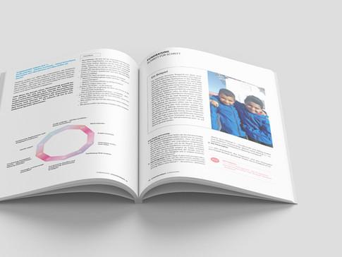 Projekt: Broschüre, Der Paritätische