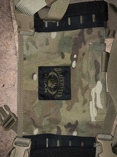 Black Water Low Profile Chest rig