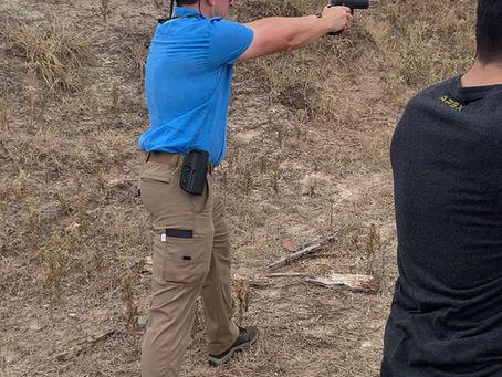 LTC and Basic Handgun Marksmanship