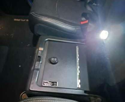1500 Console Safe Dodge Ram