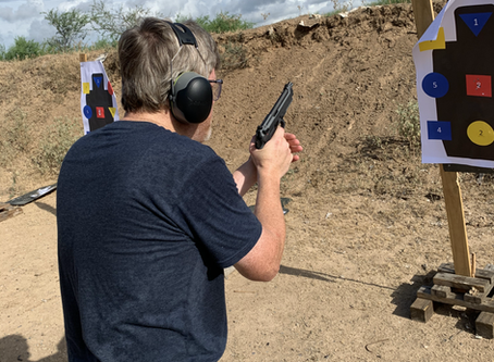 Advanced Handgun Training GRP 2- 4 Sept 2020