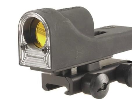 Trijicon reflex sight