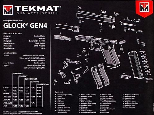 Glock TekMat Pistol Cleaning Mat